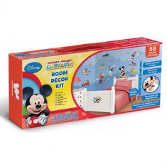 Tapet copii - Kit Decor Mickey Mouse Clubhouse