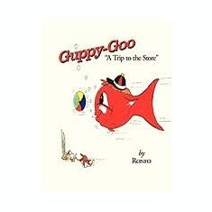 Guppy Goo: A Trip to the Store - Carte Literatura Engleza
