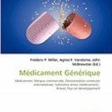 Medicament Generique - Carte Literatura Engleza