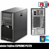 Calculator FUJITSU Procesor E2180 2.00 GHz 800 MHz FSB DDR2 2GB 160 GB HDD - Sisteme desktop fara monitor, Intel Pentium, 1501- 2000Mhz, 40-99 GB, LGA775