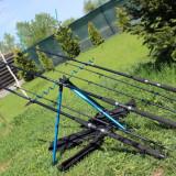 Lanseta - Set 3 Lansete Wind Blade Epoxy 2, 1 Metri Ideale Crap Actiune 60 -180 grame