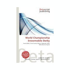 Carte Literatura Engleza - World Championship Snowmobile Derby