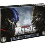 Jocuri Board games - Transformers Board Game Risk (Versiune Engleza)