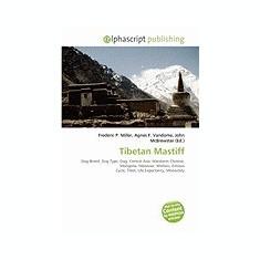Tibetan Mastiff - Carte Literatura Engleza