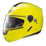 NOLAN FLIP-UP - N91 EVO HI-VISIBILITY N-COM - FLUO YELLOW 022 XL (GAMA 2016) - STOC RO - Casca moto