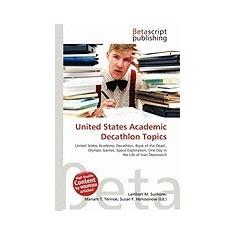 Carte Literatura Engleza - United States Academic Decathlon Topics