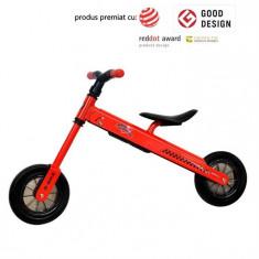 Bicicleta Dhs B-Bike Rosu - Bicicleta copii