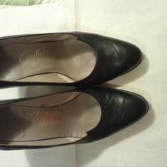 Pantofi dama Guban, Piele naturala - Pantofi din piele naturala GUBAN mas.39