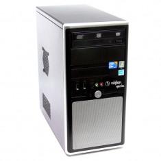Sisteme desktop fara monitor Viglen, Intel Core i5, Peste 3000 Mhz, 4 GB, 200-499 GB, Socket: 1156 - Calculator Intel i5 670 3.46GHz (3.73GHz), 4GB DDR3, 320GB, 8500GT 512MB, DVD-RW