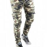 Pantaloni tip ZARA MAN CAMUFLAJ - pantaloni barbati - LICHIDARE DE STOC - 6253