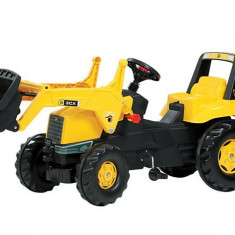 Tractor Cu Pedale Copii Rolly Toys 812004 Galben