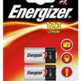 Baterie Aparat foto - Battery, ENERGIZER Photo Lithium, 123, 3V, 2 pcs