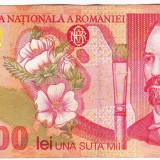 Bancnota 100.000 lei 1998 ( 100000 lei 1998 ) Nicolae Grigorescu (2), An: 1998