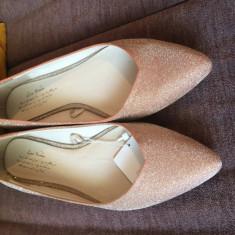 Balerini dama - Vand balerini ZARA noi
