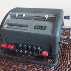 Calculator vintage FACIT NTK - Calculator Birou