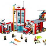 LEGO City Remiza De Pompieri - 60110