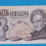 bancnota europa - Austria 50 schilling 1970 aUNC 1