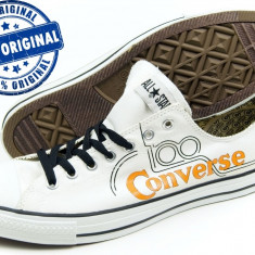 Adidasi dama Converse CT Century Line Ox - tenisi originali - adidasi panza - Tenisi dama Converse, Textil