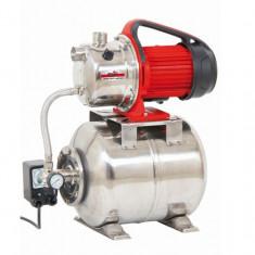Hidrofor apa cu (rezervor) bazin Gizzly HWW 3819 Inox