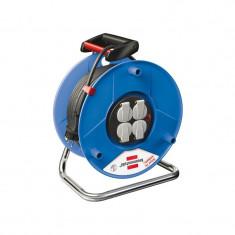 Prelungitor electric rola Brennenstuhl, 25 m, Albastru