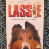 LASSIE - 1 FILM DVD ORIGINAL - CA NOU! - Film Colectie, Engleza
