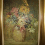 Ilie Arjoca, Vas cu flori