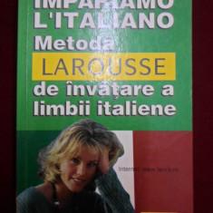 Paolo Cifarelli - Impariamo L'italiano - 548868 - Ghid de conversatie teora