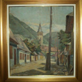 Mihalcea Braga, Strada la munte