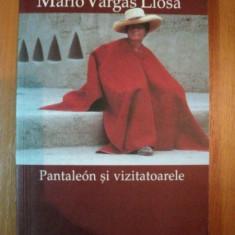 PANTALEON SI VIZITATOARELE de MARIO VARGAS LLOSA