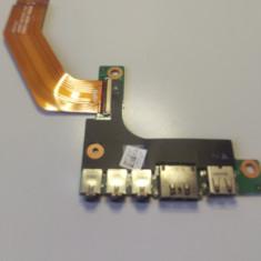 Modul Board Placa USB Audio AlienWare P08G M15x DELH-40GAB3902-A000 - Modul audio