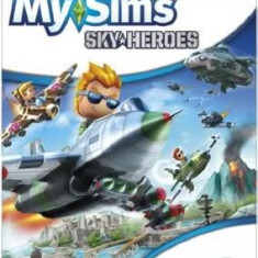 Mysims Skyheroes Wii - Jocuri WII Electronic Arts