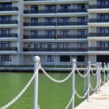 Apartament de lux cu 3 camere in centrul statiunii Mamaia,vedere lac Siutghiol