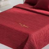 Cuvertură de pat Pierre Cardin Lion 545 Burgund