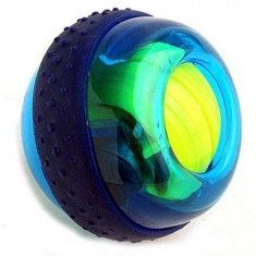 Minge antrenament cu giroscop tip Power Ball