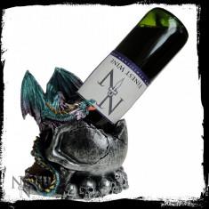Suport sticle de vin Dragon Hatchling