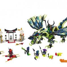LEGO Ninjago - Atacul dragonului Morro (70736)
