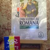 """Manual Clasa a IX-a, Romana - Silviu Angelescu - Limba si literatura romana manual pentru clasa a IX a """"A2982"""""""
