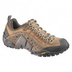 Pantofi barbatesti Merrell Intercept Moth Brown (MRL-J73505-ME) - Pantofi barbati Merrell, Marime: 41, 42, 43, 44, 45, 46, Culoare: Maro