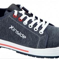 Pantofi de protectie DENIS - Pantofi barbati, Marime: 38, 39, 40, 41, 42, 43, 44, 45, 46, 47, Culoare: Indigo, Textil