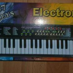 Instrumente muzicale copii Altele - Orga muzicala pentru copii electrica