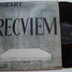 Disc vinil MOZART - Recviem in Re minor, KV 626 (ST - ECE 0687) - Muzica Clasica electrecord