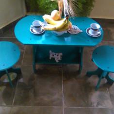 Masuta cu doua scaunele - Masa gradina