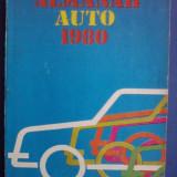 Almanah auto 1980 / R2P1F - Carti auto