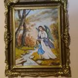 Tablou - Pictor roman, Religie, Tempera, Altul