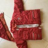 Jacheta geaca copii, 3-4 ani, multifunctionala, 2 in 1, Marime: One size, Culoare: Din imagine