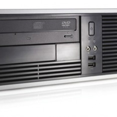 Sisteme HP DC7800 SFF, Intel Core2 Duo E6550, 2GB, 160GB, factura+garantie! - Sisteme desktop fara monitor HP, 2001-2500 Mhz, 100-199 GB, LGA775