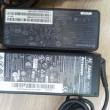 Alimentator / incarcator laptop Lenovo - 65W 90W - 20V 3.25A 4.5A, Incarcator standard