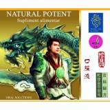 Natural Potent - 4 fiole - Supliment nutritiv