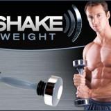 Shake Weight gantera pentru barbati - Bicicleta fitness