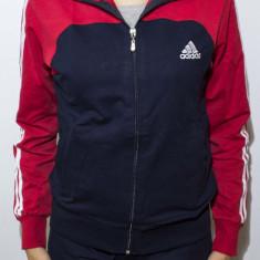 Trening Adidas dama - trening dama trening slim fit trening negru 7 culori, Marime: S, M, L, XL, XXL, Culoare: Albastru, Bleumarin, Corai, Gri, Roz